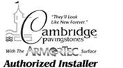Cambridge Pavers Logo